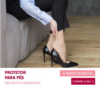 Protetor pés