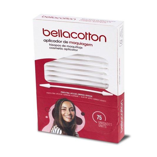 Aplicador de Maquiagem bellacotton 75un