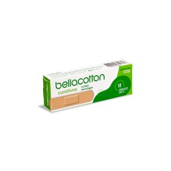 Curativo Adulto Bellacotton 10un