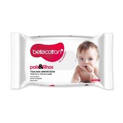 Lenço Umedecido Bebê Pais&Filhos 50un