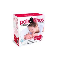 Absorvente para Seios Bellacotton Pais&Filhos 12un