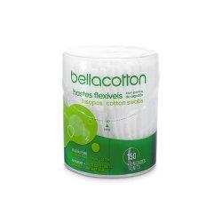 Cotonete Bellacotton Pote Flip Top 150un