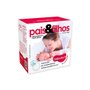 MEGA Kit 180 Abs para Seios Pais&Filhos + Sacola ECO bellacotton