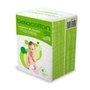 Super Kit com 40 Algodão Quadrado Baby Maxi Bebê Bellacotton 50un